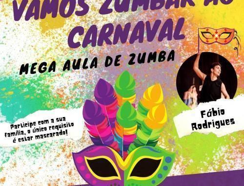 """Ger(ações) Vivas – """"Vamos Zumbar ao Carnaval"""""""
