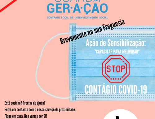 """""""STOP Contágio Covid-19"""""""