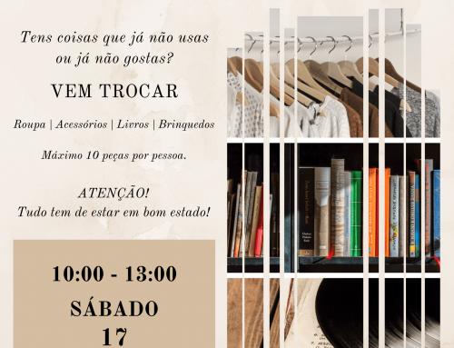 Mercado de Trocas 17-07-2021