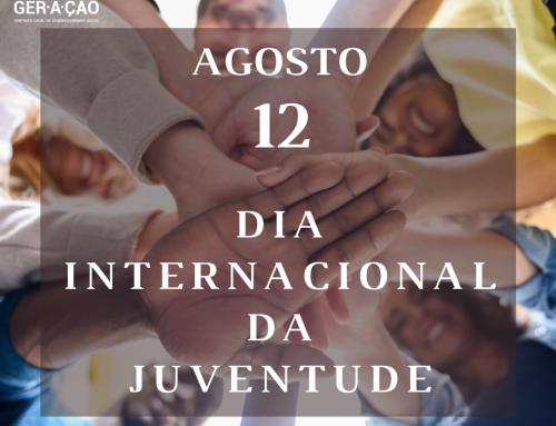 Dia Internacional da Juventude 2021 com atividades Aquáticas