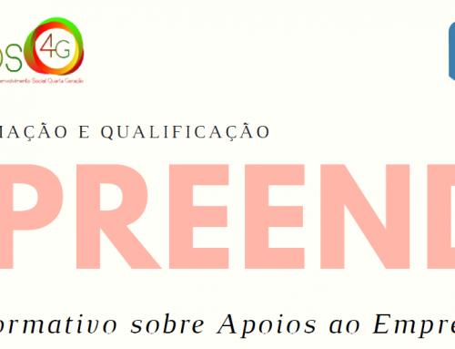 Empreender – Boletim Informativo sobre Apoios ao Empreendedorismo_Vol. 1
